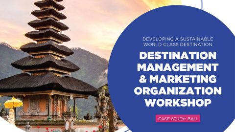 DESTINATION MANAGEMENT & MARKETING ORGANIZATION WORKSHOP